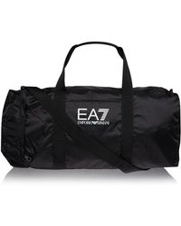 EA7   Logo Holdall   Lyst