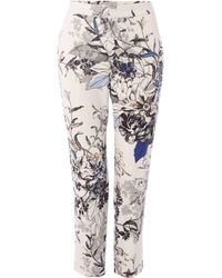 Inwear - Multi Floral Printed Trouser - Lyst