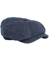 Gibson - Dark Blue Contrast Hat - Lyst