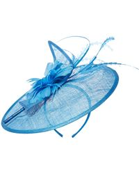 Suzanne Bettley   Medium Teardrop Disk On Band With Feather   Lyst