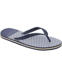 Ted Baker - All Over Print Flip Flop - Lyst