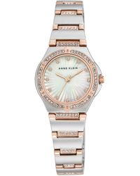 Anne Klein - Ebelle Watch - Lyst