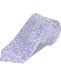 Double Two - Patterned Tie Gift Set - Lyst