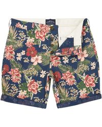 Criminal - Men's Tropical Printed Shorts - Lyst
