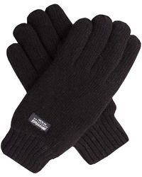 Dents - Knitted Gloves, Thinsulate Lined - Lyst