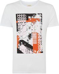 Criminal - Men's Disconnect Graphic T-shirt - Lyst