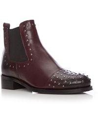Moda In Pelle - Nurela Low Smart Short Boots - Lyst
