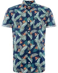 Jack & Jones - Men's Jorpaka Printed Shirt - Lyst