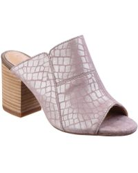 Hush Puppies - Sayer Mailia Heeled Sandals - Lyst