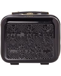 Biba - Logo Black Vanity Case - Lyst