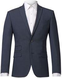 Racing Green - Men's Slate Blue Panama Tailored Jacket - Lyst