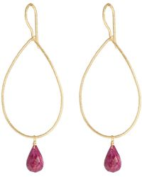 Juvi Designs - Gold Vermeil Boho Sway Me Earrings - Lyst