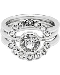 Ted Baker | T13170102 Cadyna Crystal Ring | Lyst