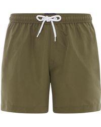 Criminal - Men's Plain Swim Shorts - Lyst