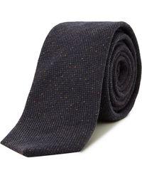 Kenneth Cole - Gramercy Neppy Textured Tie - Lyst
