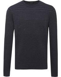 Calvin Klein   Sambar Structured Sweater   Lyst