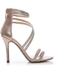 Moda In Pelle - Roselyne High Occasion Sandals - Lyst