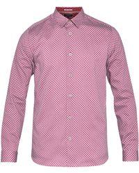 Ted Baker - Men's Skaree Geo Print Shirt - Lyst