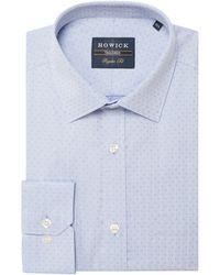 Howick - Morrell Dobby Shirt - Lyst