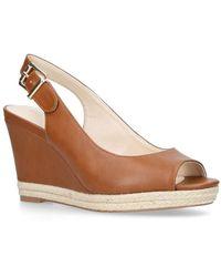 Nine West Dionne Sandals - Brown