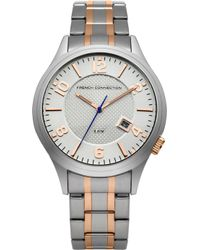 French Connection - Gents Bracelet Watch - Lyst