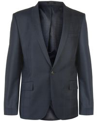 Kenneth Cole Kenneth Jackson Suitjkt92 - Blue