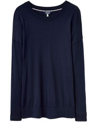 Joules - Sally Long Sleeve Crew Neck Jumper - Lyst