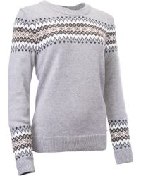 Abacus - Carola Knitted Jumper - Lyst