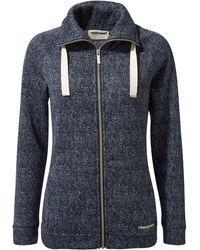 Craghoppers Emilia Fleece Jacket - Blue