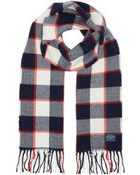 Joules - Soft Handle Scarf - Lyst