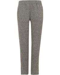 Ellen Tracy - Tweed Trousers - Lyst