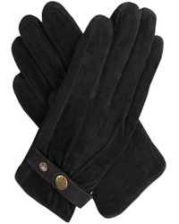 Dents - Casual Suede Gloves - Lyst