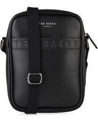 Ted Baker - Flyer Messenger Bag - Lyst