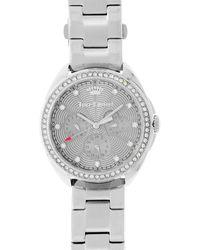 Juicy Couture Capri Watch Ld84 - Metallic