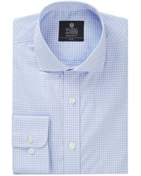 Skopes Regular Fit Formal Shirt - Blue