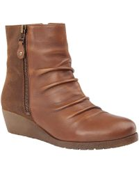 Lotus | Sonora Ankle Boots | Lyst