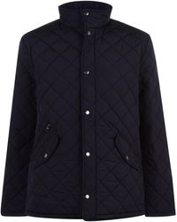 Howick Quilted Jacket - Blue