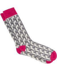 Ted Baker - Men's Mas Golf Sock - Lyst