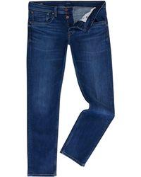 Pepe Jeans | Men's Cash Pepe Mens Denim Jeans | Lyst
