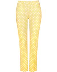 NYDJ - Ankle Trousers - Lyst