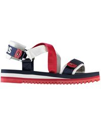 Tommy Hilfiger - Strap Sandals - Lyst