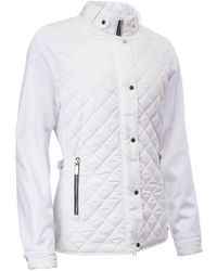 Abacus - Winston Quilted Jacket - Lyst