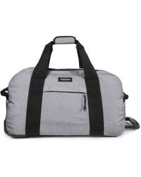 Eastpak - Container Wheeled Holdall 65cm Sunday Grey - Lyst