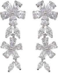 Mikey - Daisy Multi Drop Earring - Lyst