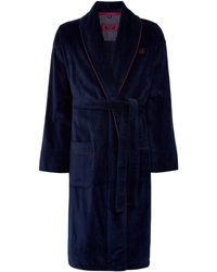 Ted Baker - Men's Dressing Gown With Piping - Lyst