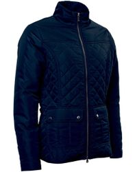 Abacus - Holmen Quilted Jacket - Lyst