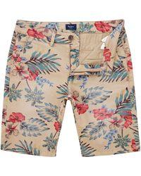 Pepe Jeans - Men's Mc Queen Short Hawaiian 14 Length Short - Lyst