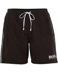 BOSS | Classic Swim Shorts | Lyst