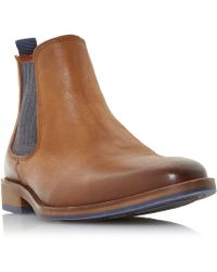 Dune - Conor Chelsea Boots - Lyst
