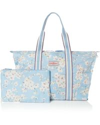 Cath Kidston - Wellesley Blossom Foldaway Overnight Bag - Lyst